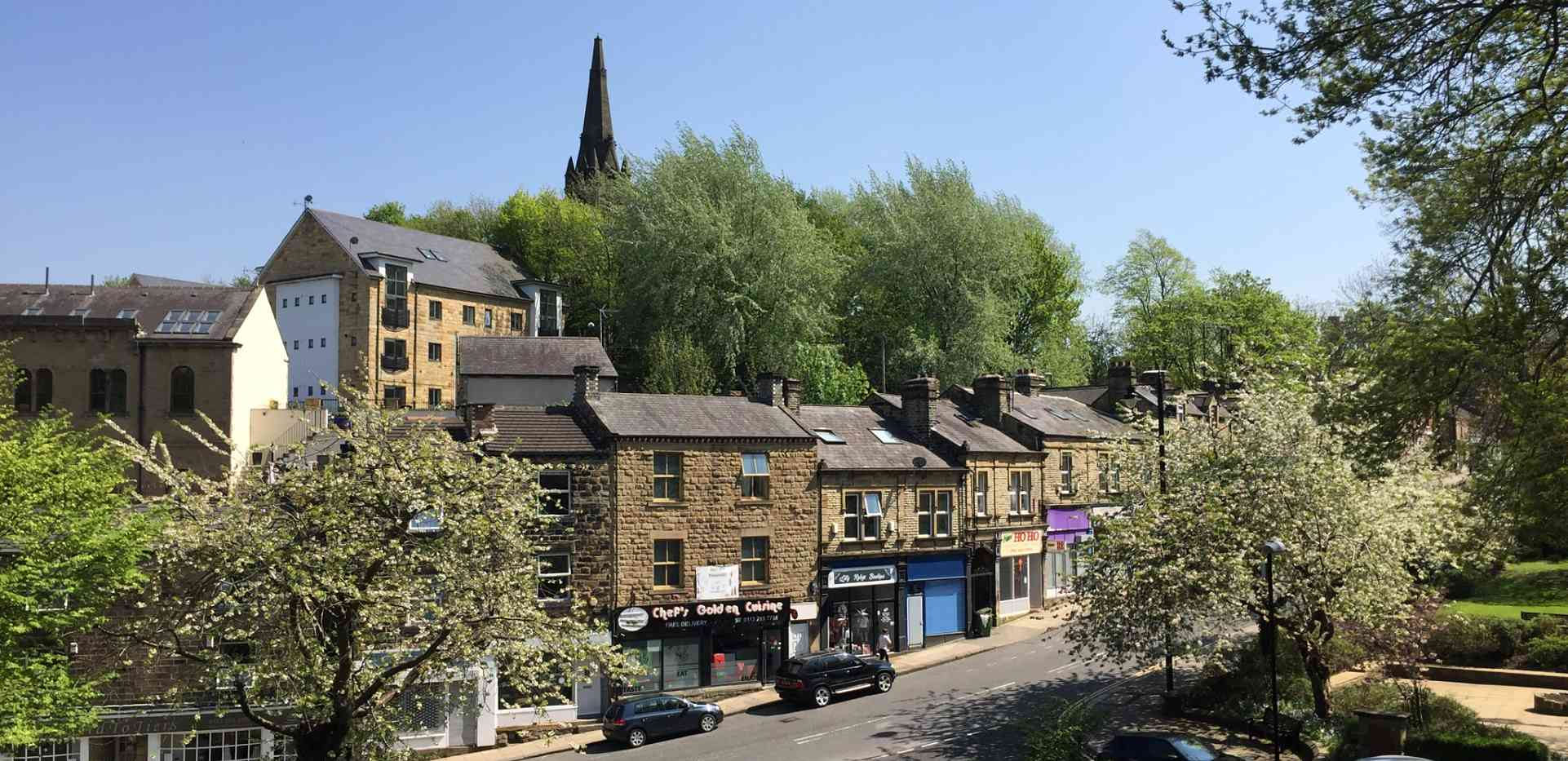 Conveyancing - Houses in Morley near Leeds West Yorkshire